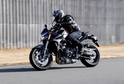 Suzuki Demo Ride Tour: test ride il 25, 26 e 27 aprile