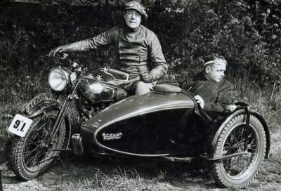 Moto d'epoca: una Brough Superior del 1939 venduta a 310.000 euro