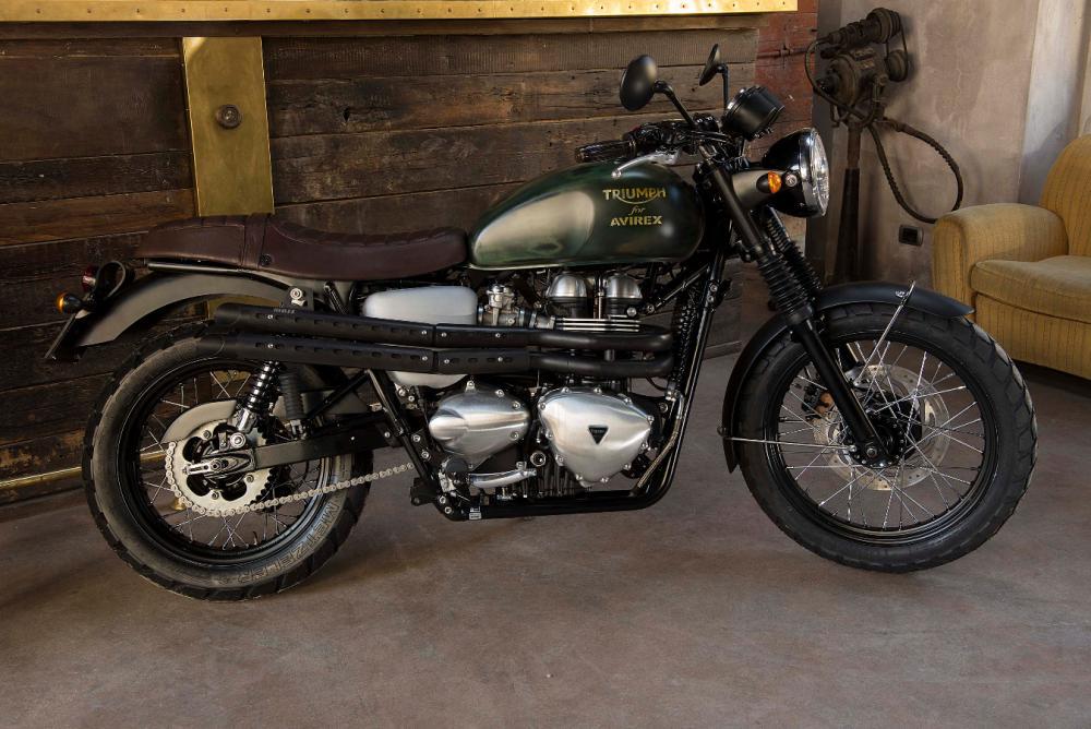 Come Motociclismo Steve Giacca Bonneville Mcqueen Triumph Avirex E xw40ITRAq