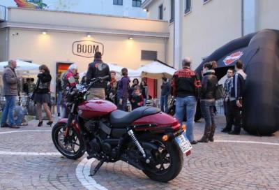 Harley-Davidson Street 750: provala il 17 e 18 maggio a Genova