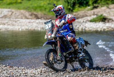 Campionato Italiano Baja: Lucchese (Yamaha) vince il 2° round