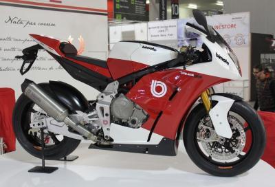 Bimota: Moto Corse riporta il Marchio italiano in Giappone