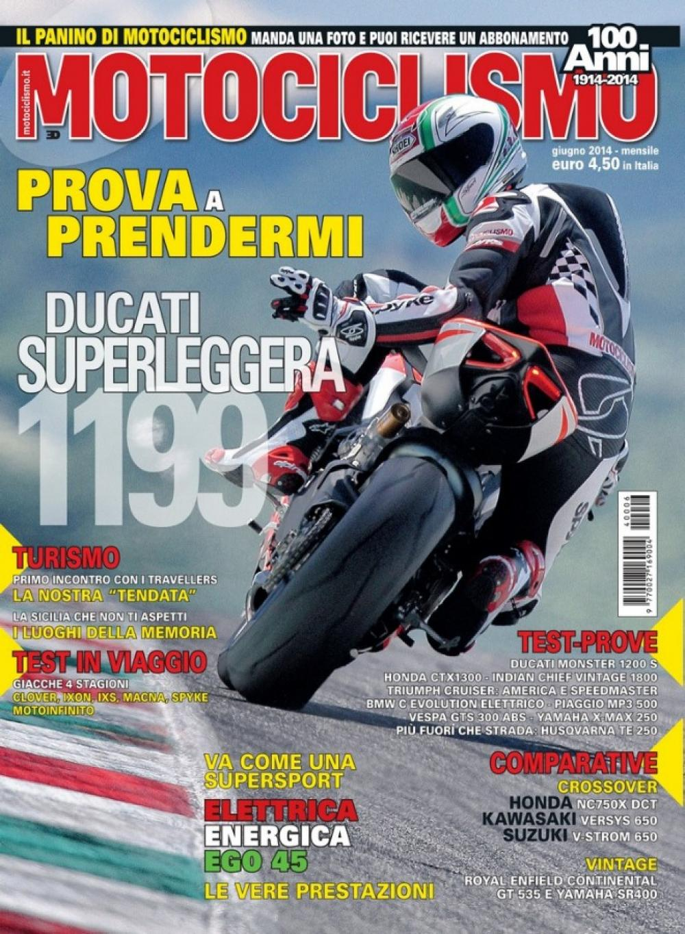 rivista motociclismo