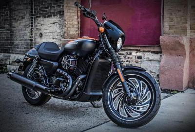 Harley Street 750: provala questo week end a Milano Marittima