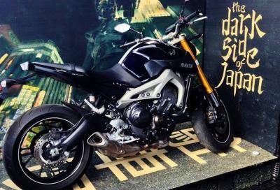 Yamaha MT Tour 2014: prova le nuove MT-09 e 07 a Genova