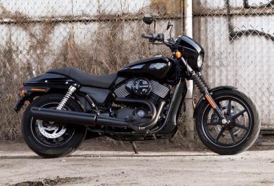 Harley-Davidson Street 750: provala il 7 e 8 giugno a Firenze