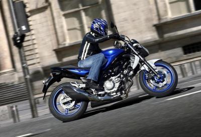 Suzuki: promo su Burgman, V-Strom, Inazuma, Gladius e GSR750