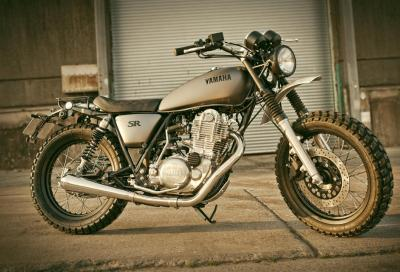 Special Yamaha SR400 e XV950 Yard Built: nuove in arrivo