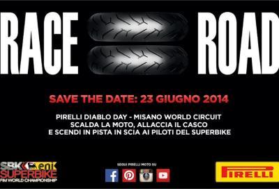Pirelli Diablo Day: in pista a Misano con i piloti della SBK