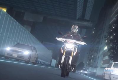 Yamaha MT-09 e MT-07: la seconda puntata del cartone animato
