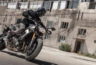 Yamaha MT Tour 2014: prova le nuove MT-09 e 07 a Torino