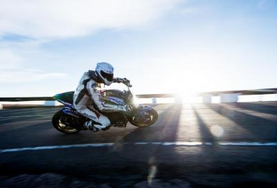 I piloti Ducati a podio (e vittoriosi) al Pikes Peak 2014