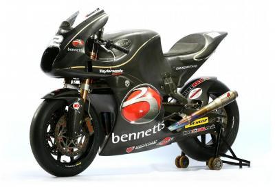 Brough Superior Carbon 2: pronta per la Moto2 a Silverstone