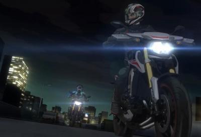 Yamaha MT-09 e MT-07: l'ultima puntata del cartone animato