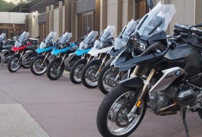 """BMW GS e Yamaha TMax: sempre più venduti, sempre più """"antipatici"""""""