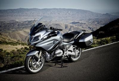 Listino BMW: aumenti per R 1200 RT, C 650 GT e K 1600
