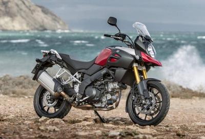 Suzuki GSX-R, V-Strom e Burgman: prolungate le offerte estive