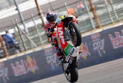 MotoGP Indy: Rossi, Lorenzo e Dovi dietro a Bradl in FP3