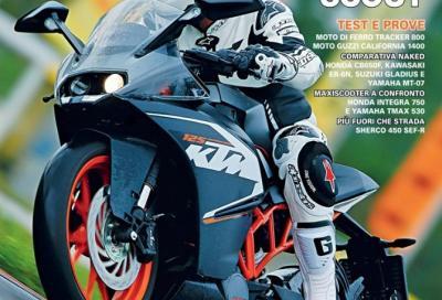 Motociclismo di settembre 2014 è in edicola