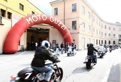 Open House Moto Guzzi: festa a Mandello dal 12 al 14 settembre