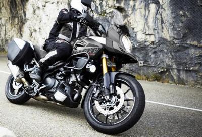 Suzuki V-Strom 1000: ecco la Limited Edition senza compromessi