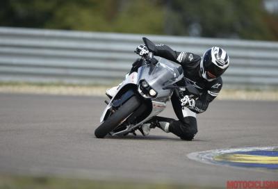 Con la KTM RC 390 in pista a Modena: ecco il video on-board!