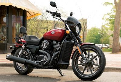 Harley-Davidson Street 750: provala il 20 e 21 settembre a Bari