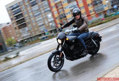 Harley Street 750: provala questo weekend a Palermo e Catania