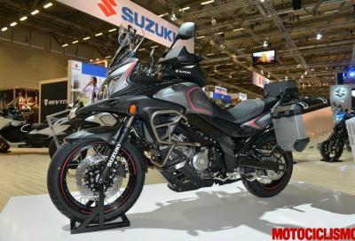 Suzuki V-Strom 650 XT: più versatile, più adventure