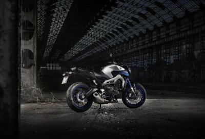 Yamaha: i nuovi colori della gamma 2015