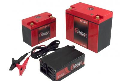 Batteria al litio RMS Li-On R: più compatta e performante