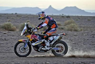 Rally del Marocco 2014: Marc Coma 6 volte Campione del Mondo