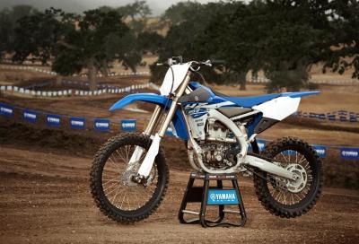 Yamaha MX Pro-Tour: prova la gamma cross a Dorno (PV)