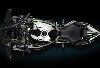 Kawasaki Ninja H2: uno sguardo ai materiali e alle lavorazioni