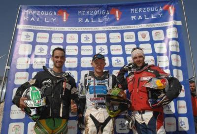 Merzouga Rally 2014: vince Ullevaalseter ma ok Aubert e Philippaerts