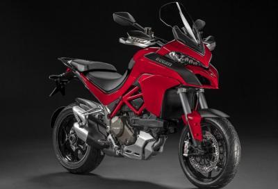 Ducati Multistrada 1200 2015: tecnica, numeri e foto ufficiali