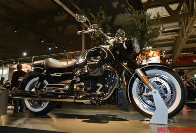 Moto Guzzi Eldorado e Audace: stessa anima California, caratteri opposti