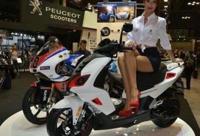Peugeot: novità 2015 dallo stand di Eicma