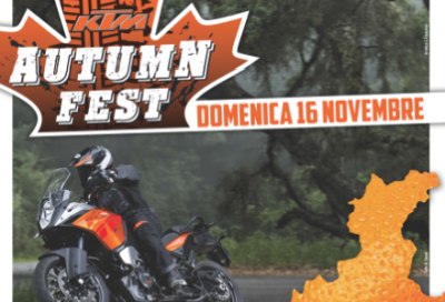 KTM Autumn Fest: l'arancio si mette in mostra