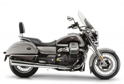 Moto Guzzi California 1400 Touring SE: viaggi in edizione speciale