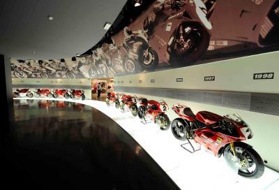 Ducati festeggia al Motorshow 26 anni di Superbike