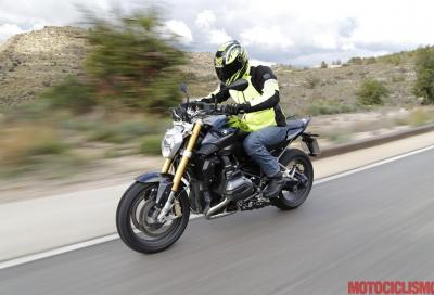 Test BMW R 1200 R 2015: niente è come prima