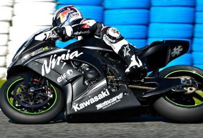 Sykes e Rea parlano dei test Superbike a Jerez e Aragon (video)