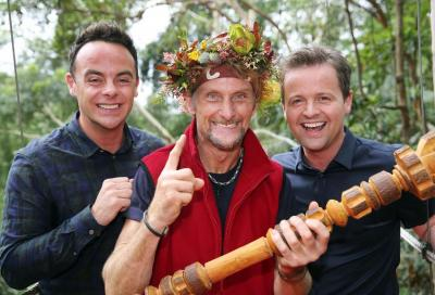 Carl Fogarty vince anche nei reality!