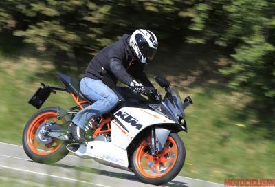 Acquista una KTM RC 125 o 390, pagala in 30 rate e vai alla MotoGP