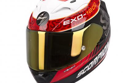 Exo-1200 Air: nuovo casco GT da Scorpion