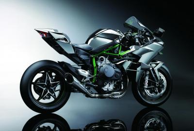 """L'articolo 2014 con più """"like"""": l'uragano Kawasaki Ninja H2R"""