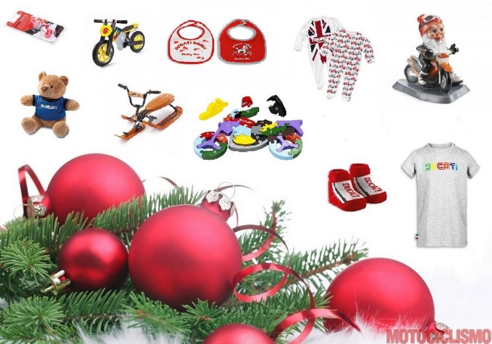 I Regali Di Natale Secondo Motociclismo Giochi Per Bambini