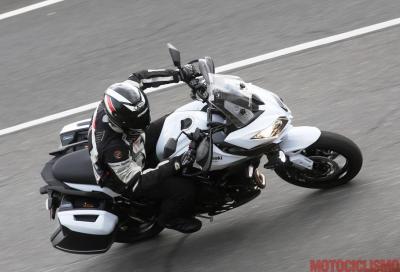 Kawasaki Versys 650 2015: più comfort e più brio