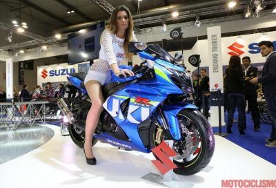 Suzuki al Motor Bike Expo 2015